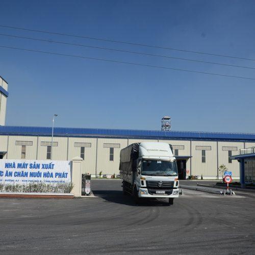 nhà máy thức ăn gia súc